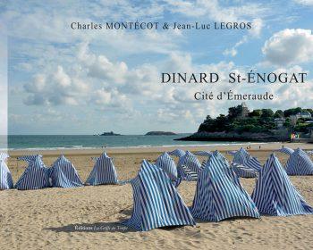 couverture livre dinard saint-enogat